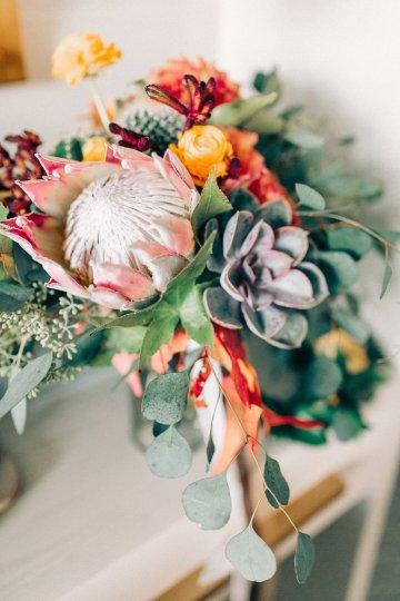 Midcentury Modern Desert Wedding Made Of Boho Dreams | Vienna Glenn 2