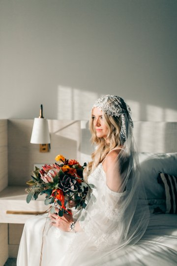 Midcentury Modern Desert Wedding Made Of Boho Dreams | Vienna Glenn 8