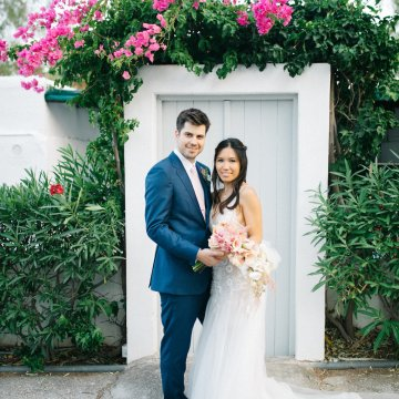 Multicultural Destination Wedding In Greece | Sotiris Tsakanikas 29