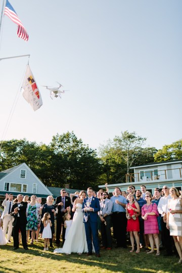 Nautical New England Wedding (With Lobster Rolls!) | Let's Frolic Together 25