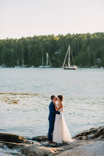 Nautical New England Wedding (With Lobster Rolls!) | Let's Frolic Together 26