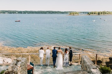 Nautical New England Wedding (With Lobster Rolls!) | Let's Frolic Together 37