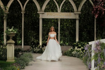 Pronovias 2019 In Bloom Wedding Dress Collection | Caoba 2