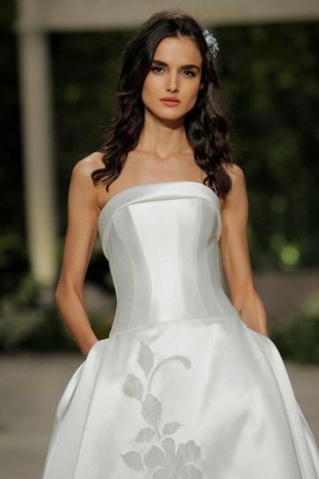 Pronovias 2019 In Bloom Wedding Dress Collection | Cassie 1