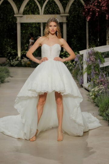 Pronovias 2019 In Bloom Wedding Dress Collection | Conny