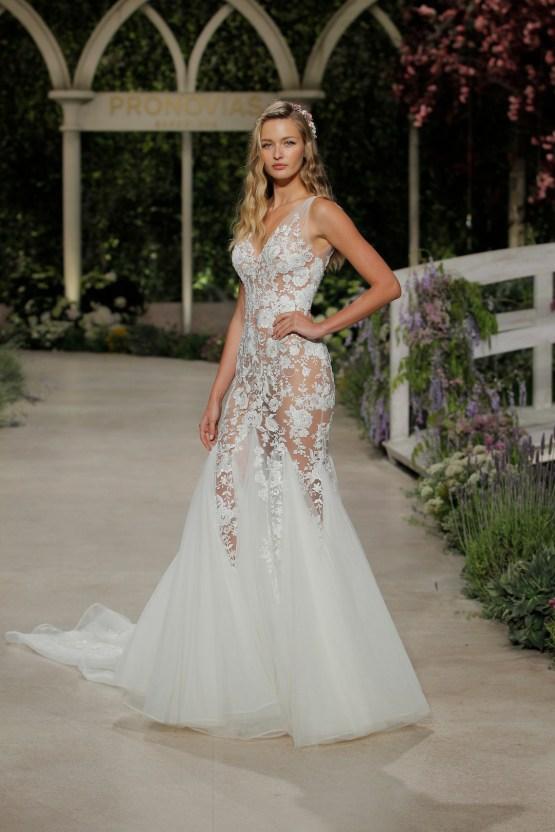Pronovias 2019 In Bloom Wedding Dress Collection | Hierba