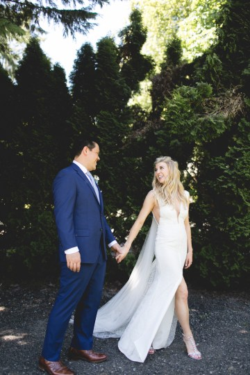 Relaxed Backyard Pacific Northwest Wedding | EVENTful Moments | Meghan Klein Photography 23