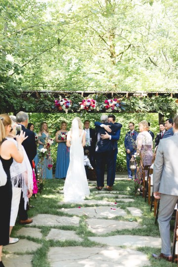 Relaxed Backyard Pacific Northwest Wedding | EVENTful Moments | Meghan Klein Photography 34
