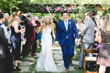 Relaxed Backyard Pacific Northwest Wedding | EVENTful Moments | Meghan Klein Photography 9