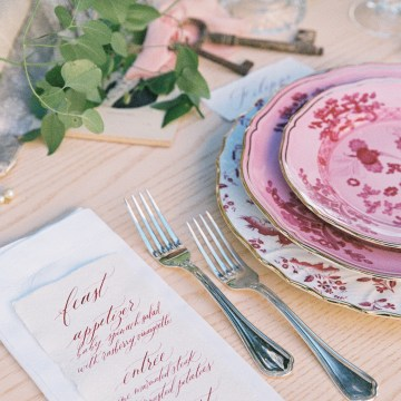 Romantic Italian Countryside Wedding Inspiration | Adrian Wood Photography 20