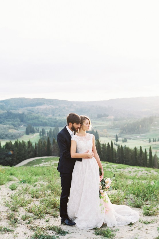Romantic Italian Countryside Wedding Inspiration | Adrian Wood Photography 7