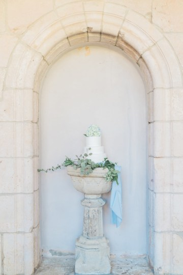 Romantic Watercolor Ideas Featuring A Blue Wedding Dress | Cana Rose Photography 25