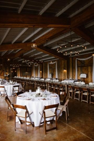 Rustic Green & White Cabin Wedding   Erin Morrison Photography