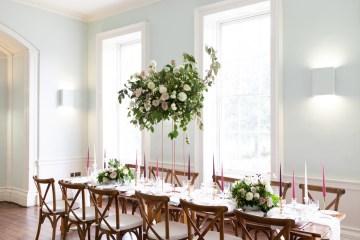 Swanky London Wedding Inspiration Filled With Pretty Dessert Ideas | Amanda Karen Photography 1