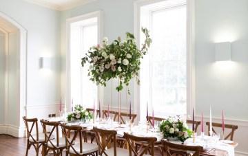 Swanky London Wedding Inspiration Filled With Pretty Dessert Ideas