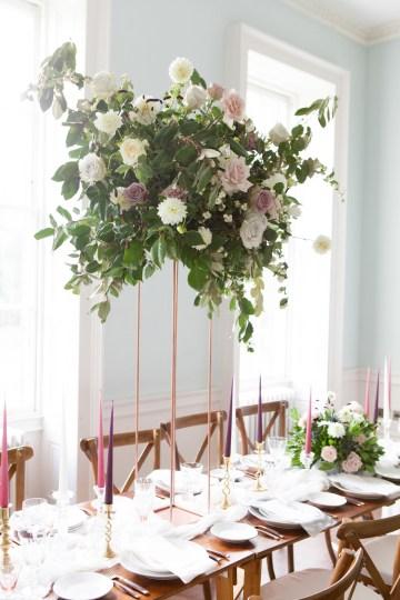 Swanky London Wedding Inspiration Filled With Pretty Dessert Ideas | Amanda Karen Photography 20