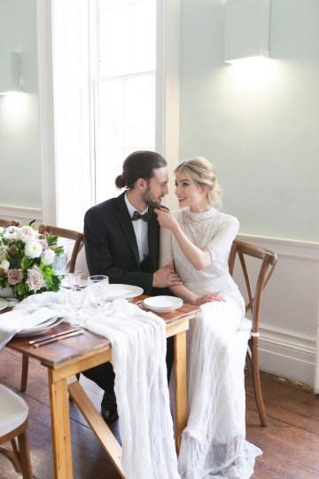 Swanky London Wedding Inspiration Filled With Pretty Dessert Ideas | Amanda Karen Photography 47