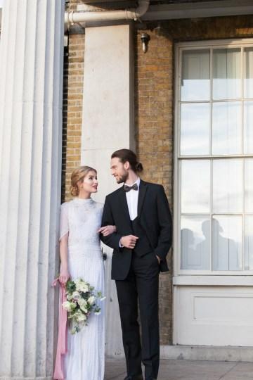Swanky London Wedding Inspiration Filled With Pretty Dessert Ideas | Amanda Karen Photography 67