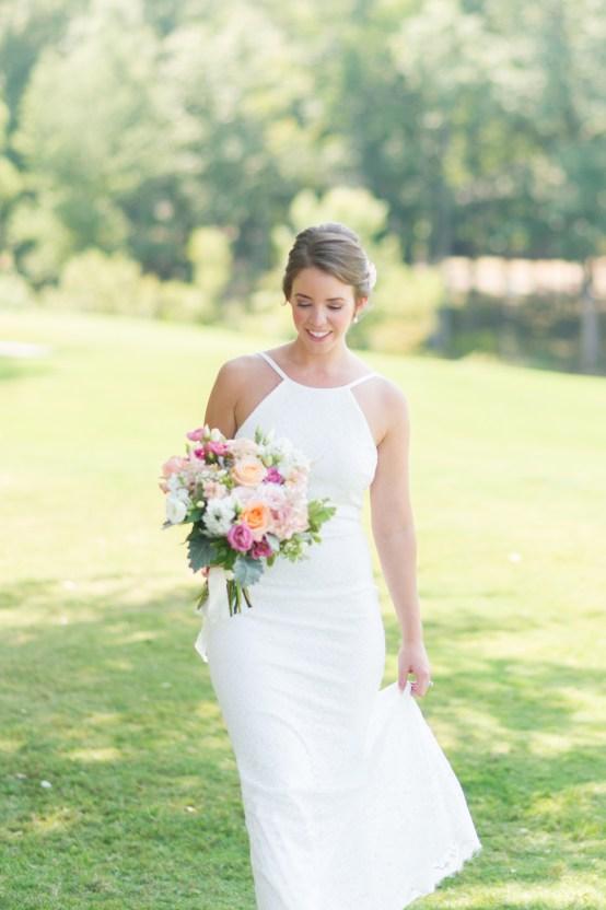 Sweet & Intimate Southern Brunch Wedding | Laura Barnes Wedding 22
