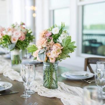 Sweet & Intimate Southern Brunch Wedding | Laura Barnes Wedding 4