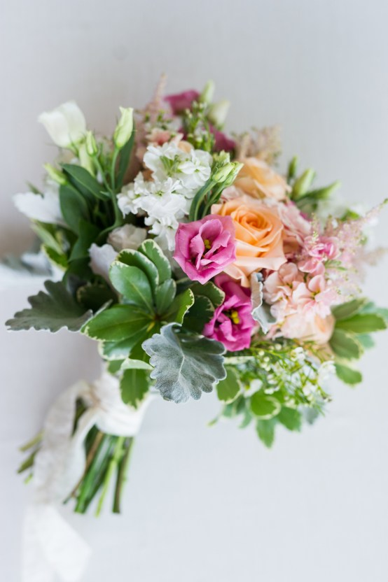 Sweet & Intimate Southern Brunch Wedding | Laura Barnes Wedding 7