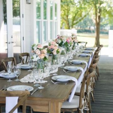 Sweet & Intimate Southern Brunch Wedding | Laura Barnes Wedding 8