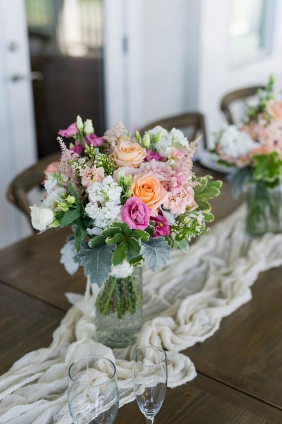 Sweet & Intimate Southern Brunch Wedding | Laura Barnes Wedding 9