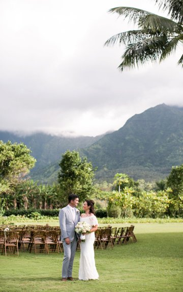 Tropical Hawaii Plantation Wedding | Naomi Wong Photography 22