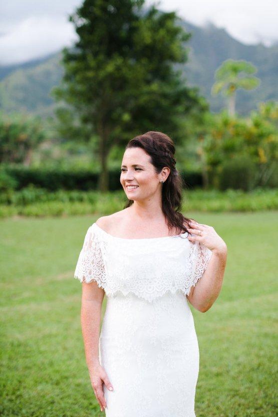 Tropical Hawaii Plantation Wedding | Naomi Wong Photography 38