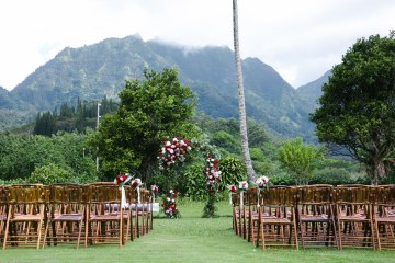 Tropical Hawaii Plantation Wedding | Naomi Wong Photography 4