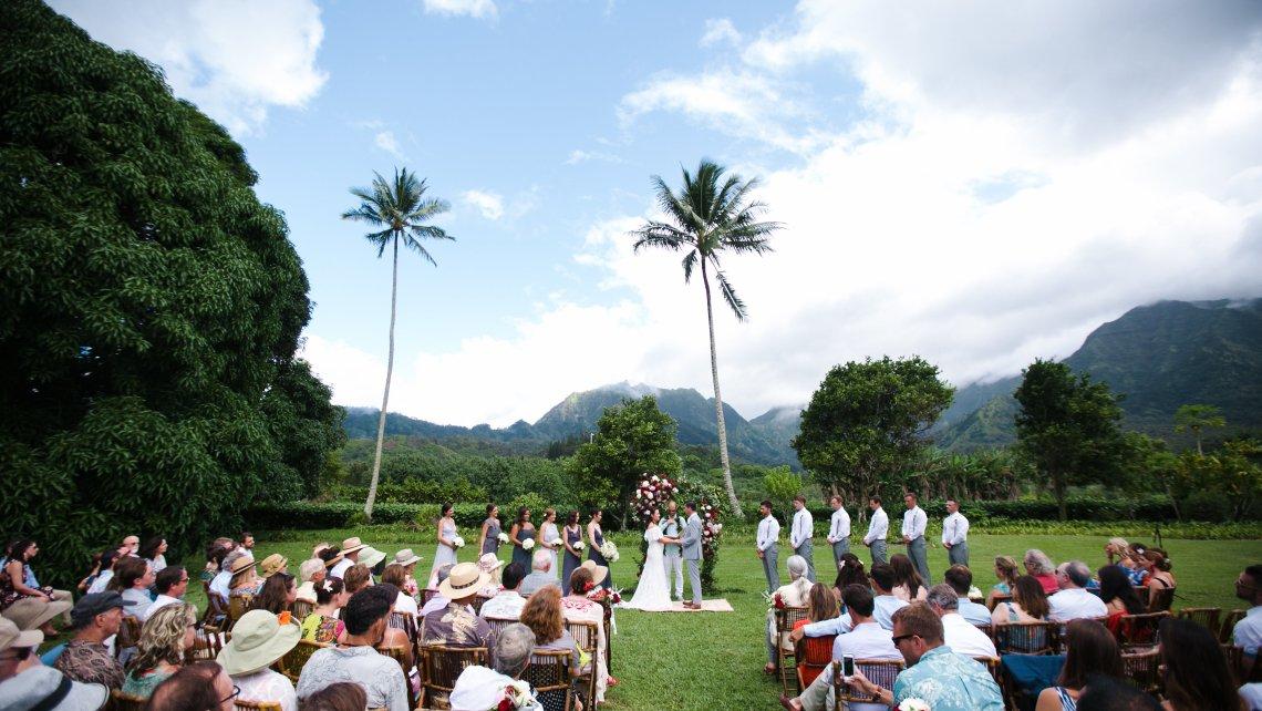 Tropical Hawaii Plantation Wedding | Naomi Wong Photography 5