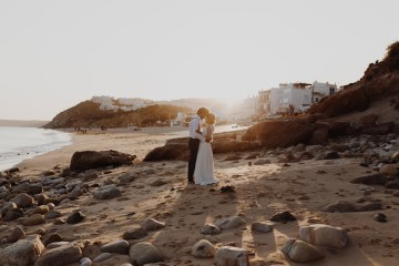 9 Guests 2 Dogs on a Beach in Portugal – A Wedding Film | Vanessa & Ivo 31