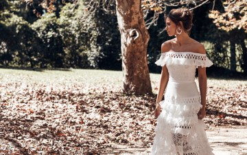 The Free-Spirited Icon Wedding Dress Collection By Grace Loves Lace