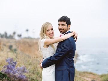 Hindu American Fusion Wedding (With Peonies) | Bramble and Vine 60