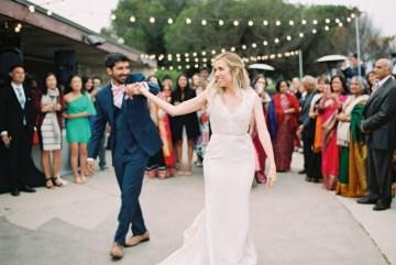 Hindu American Fusion Wedding (With Peonies) | Bramble and Vine 61