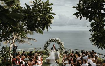 Magical Multicultural Balinese Wedding Rich With Tradition