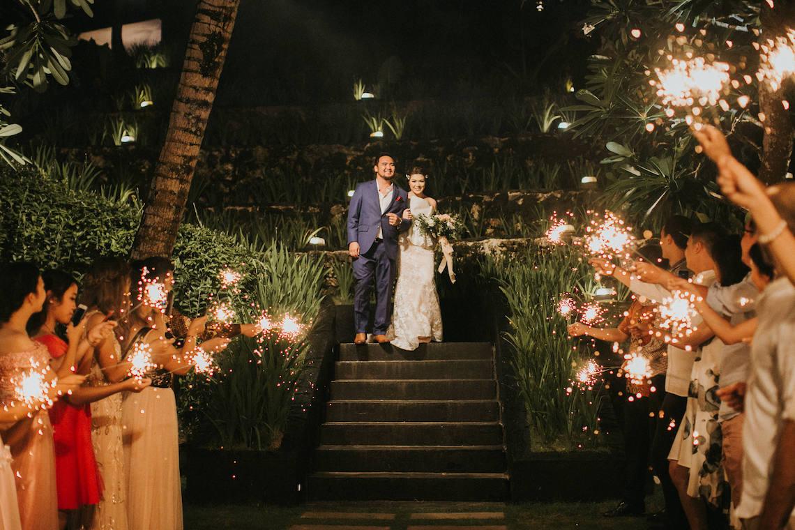 Magical Multicultural Balinese Wedding | Iluminen 54