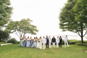 Nautical Military Wedding | Susie & Becky 14