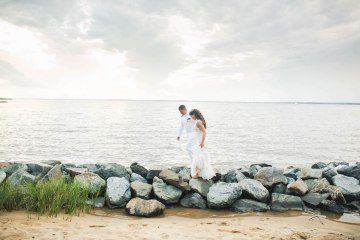 Nautical Military Wedding | Susie & Becky 22