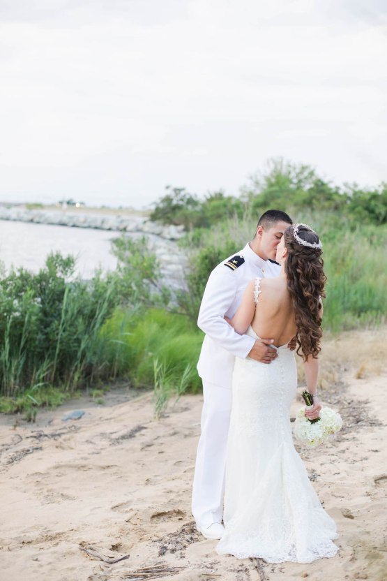 Nautical Military Wedding | Susie & Becky 52