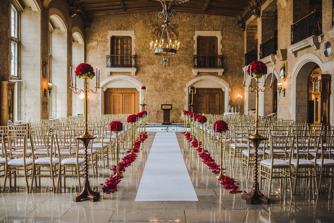 Regal, Disney-Inspired, Majestic Mountain Wedding | Carey Nash Photography 13