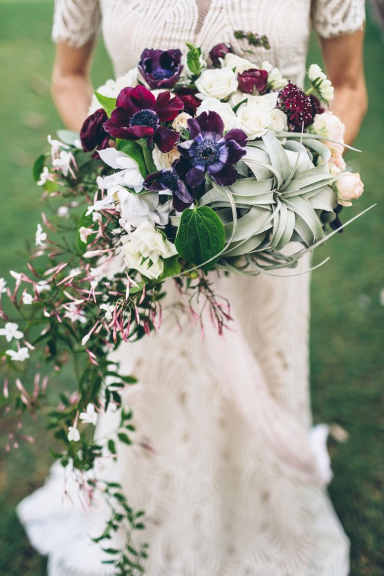 Rich & Rustic Malibu Mountains Ranch Wedding Inspiration | Vitae Weddings 20