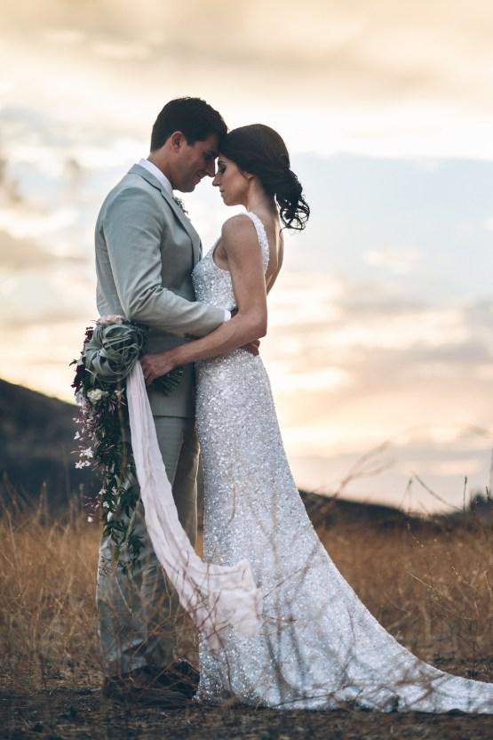 Rich & Rustic Malibu Mountains Ranch Wedding Inspiration | Vitae Weddings 36