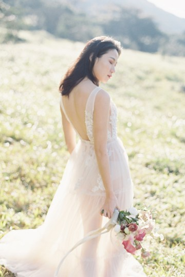Whimsical Meadow Wedding Inspiration With Dried Florals   Olea & Fig Studio   The Stage Photography 28