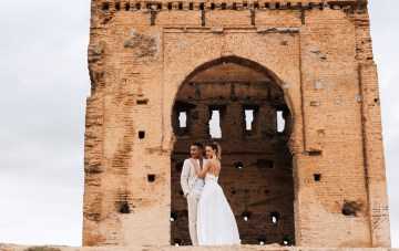 Wildly Romantic Moroccan Elopement Film