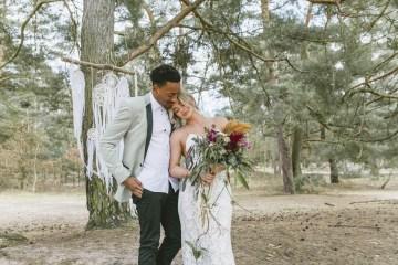 Bohemian Dreamcatcher Wedding Ideas With Moroccan Style | Simone Altmayer Photography & Design 11