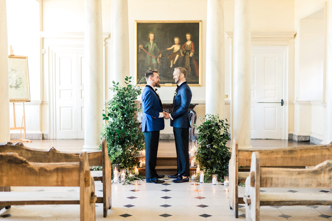 Classic Palace Wedding Inspiration With Sharp Modern Groom Style | Gyan Gurung Photo| Catherine Short Floral Design 37