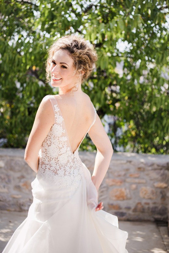 Delightfully Pretty & Wildy Fun Greek Destination Wedding | Penelope Photography 10