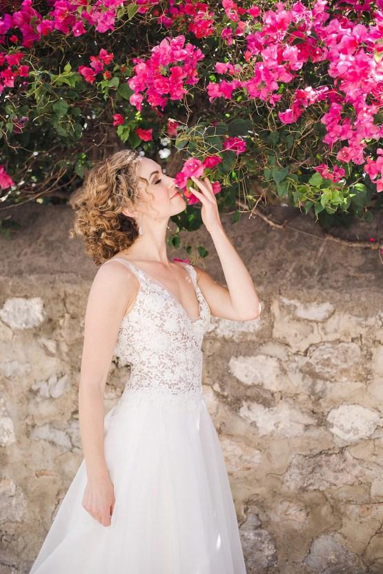Delightfully Pretty & Wildy Fun Greek Destination Wedding | Penelope Photography 12