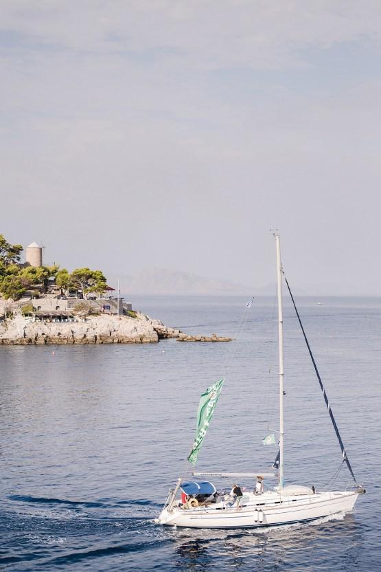 Delightfully Pretty & Wildy Fun Greek Destination Wedding | Penelope Photography 29